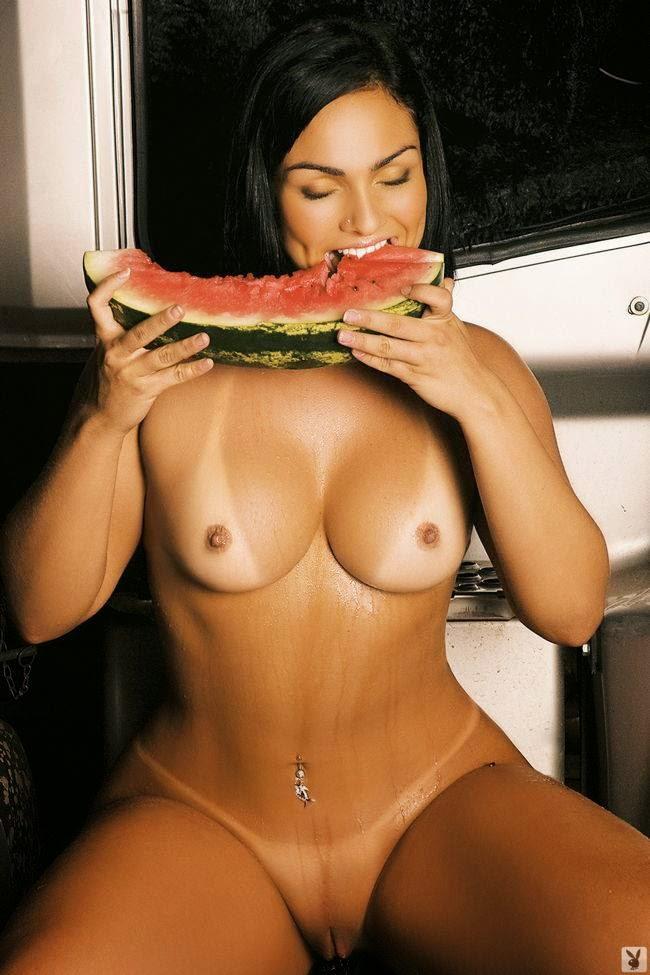 Mulher Melancia- Andressa Soares Nua  (21)