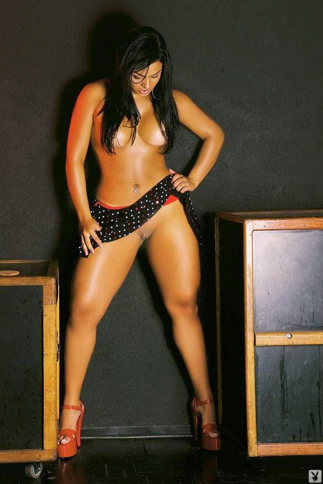 Mulher Melancia- Andressa Soares Nua (24)