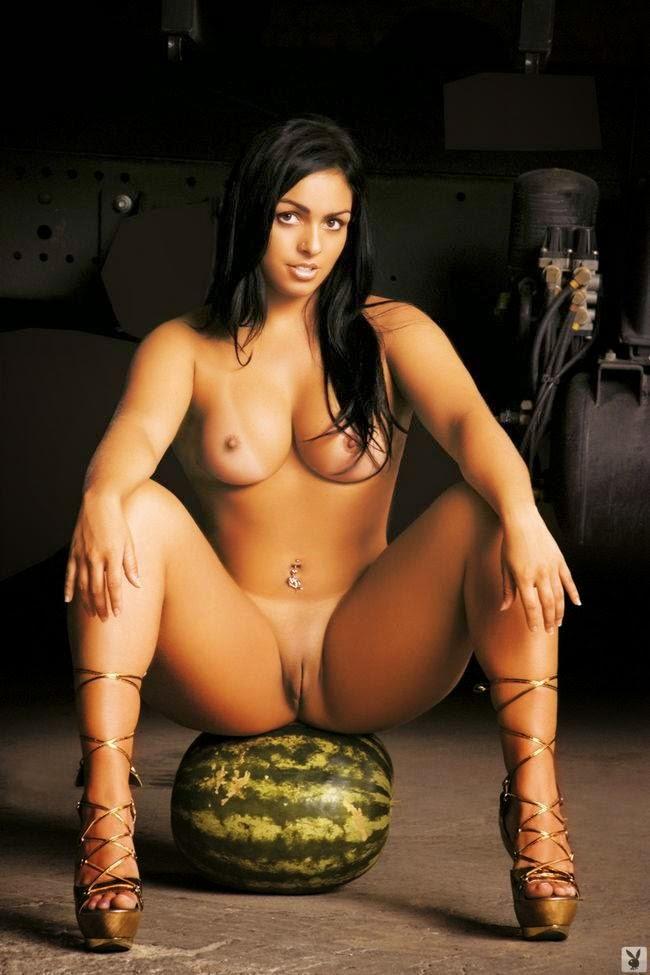 Mulher Melancia- Andressa Soares Nua (27)