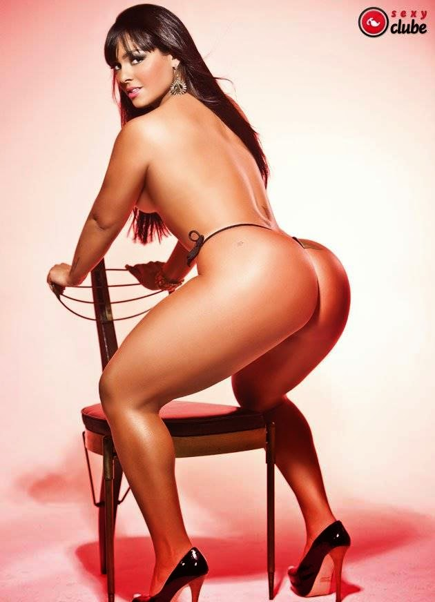 Mulher Melancia- Andressa Soares Nua  (33)