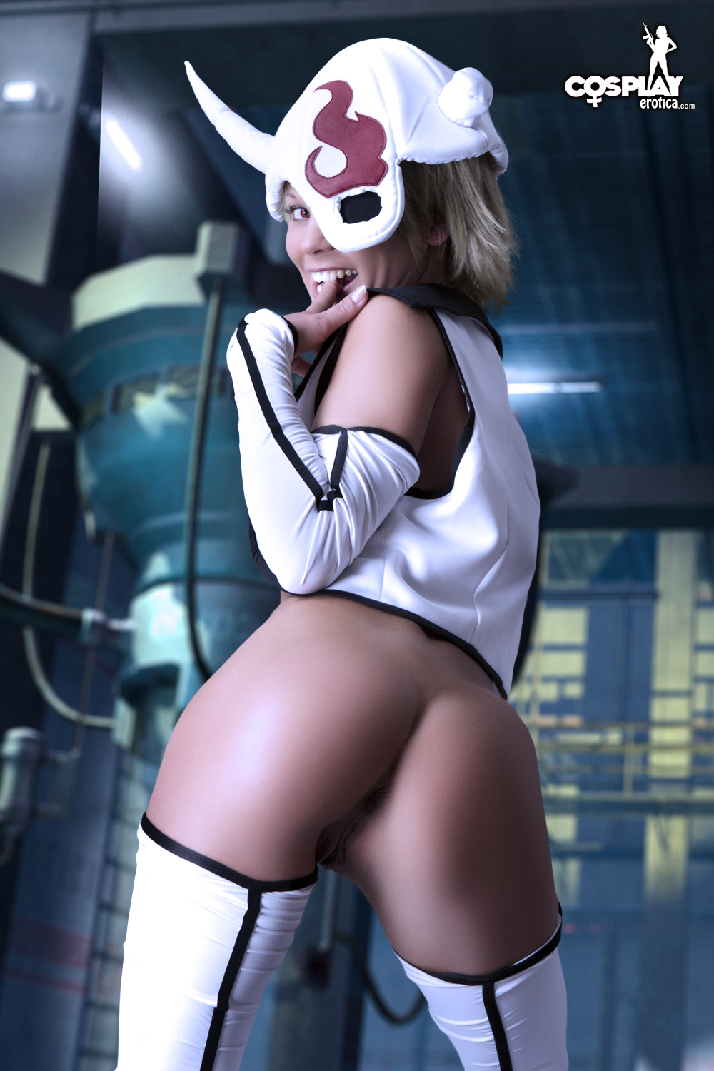 Nude sexy bleach cosplay words