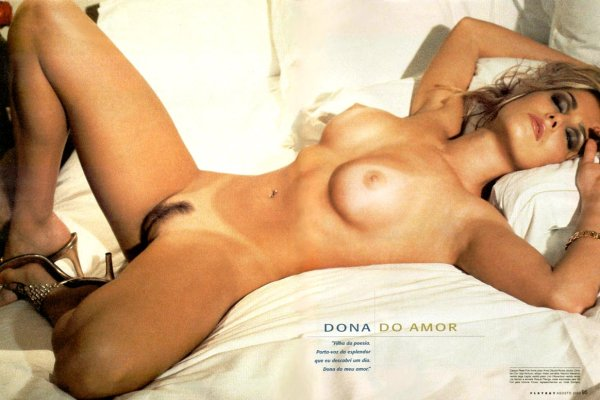 Debora Secco Pelada Nua na Playboy