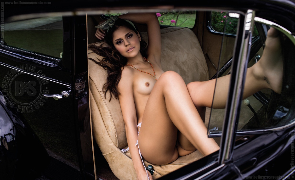 Jéssika Alves – Revista Playboy – Agosto 2014