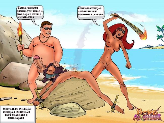 Historia de sexo de marinero