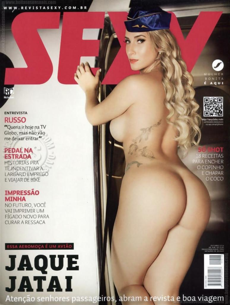 Jaque Jatai Revista Sexy  (1)