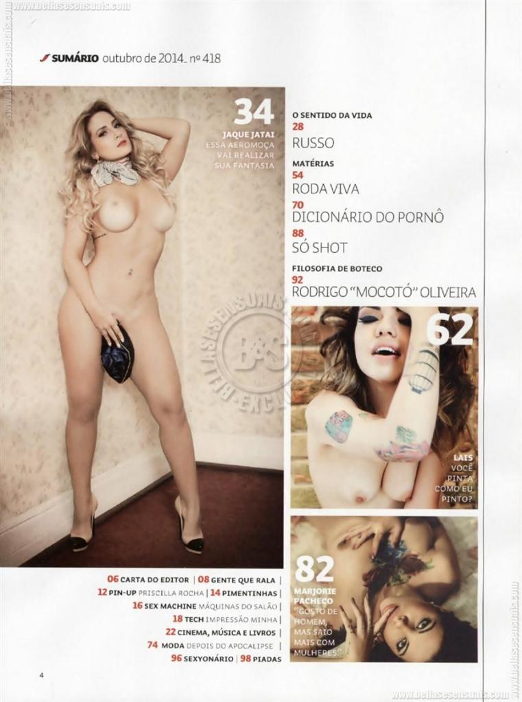 Jaque Jatai Revista Sexy  (2)
