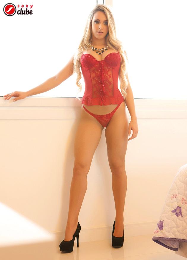 Tassiani Gomes - SexyClube 14-10-2014 (32)