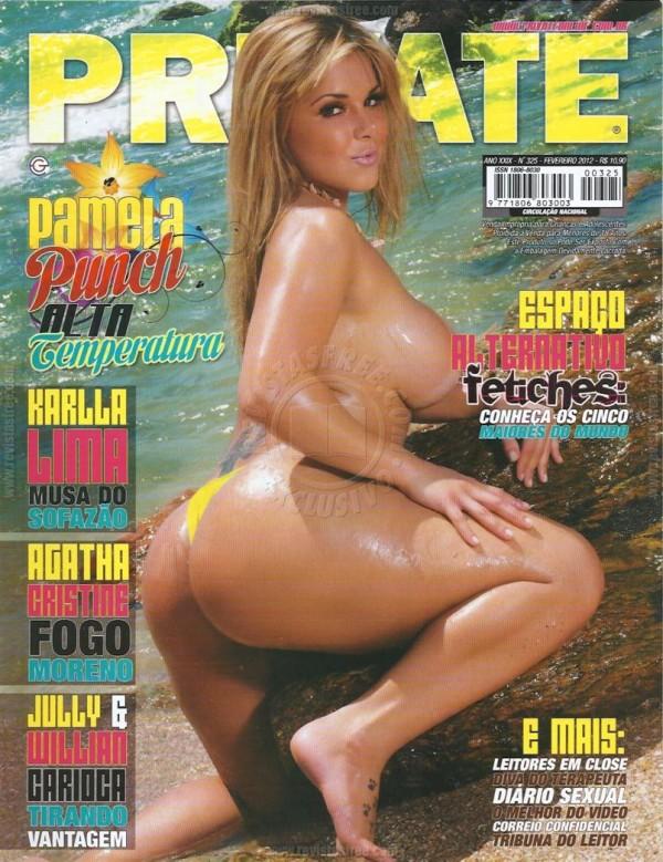 Revista Private - Pamela Punch  (1)