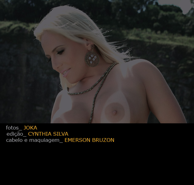 Sabrina Rabane nua na Revista Sexy  (2)