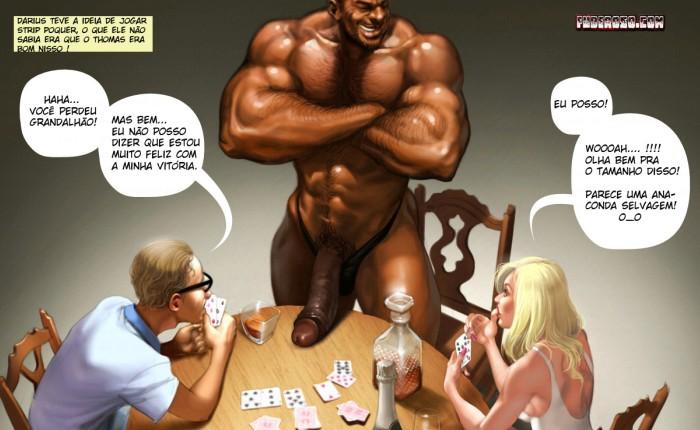 O Novo Começo do Darius! – Quadrinhos Eróticos