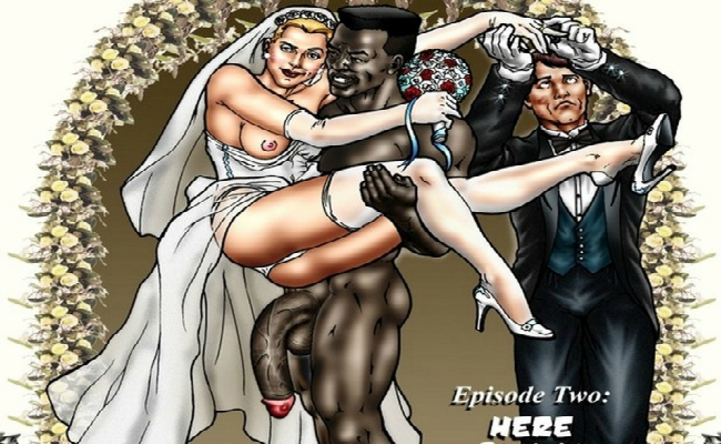 Brides and Blacks 2 – Quadrinhos Eróticos