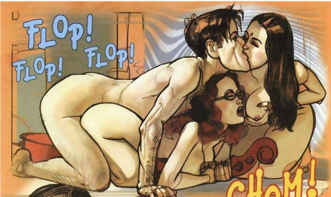 O Afinador de Pianos 2 – Quadrinhos Eróticos