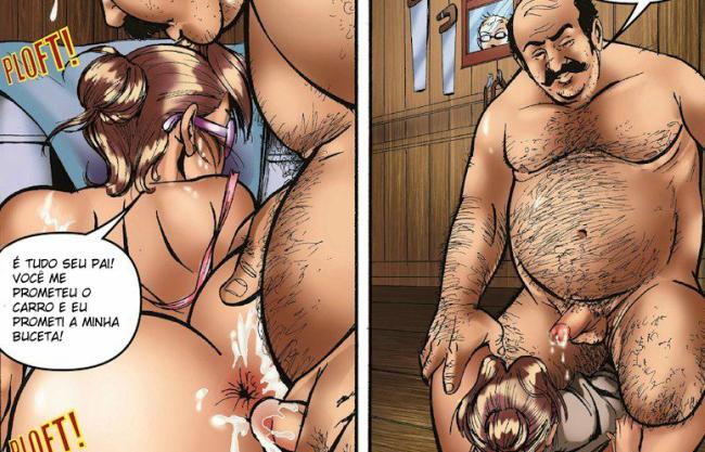 Onde ela está 03 – Milftoon – Quadrinhos Eróticos