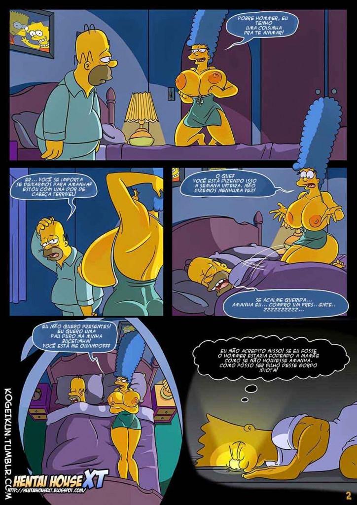 Sexy Sleep Walking Simpsons (3)