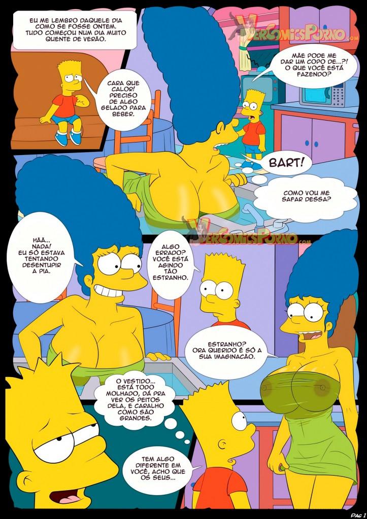 Simpsons 03 - Comendo minha Mãe  (2)