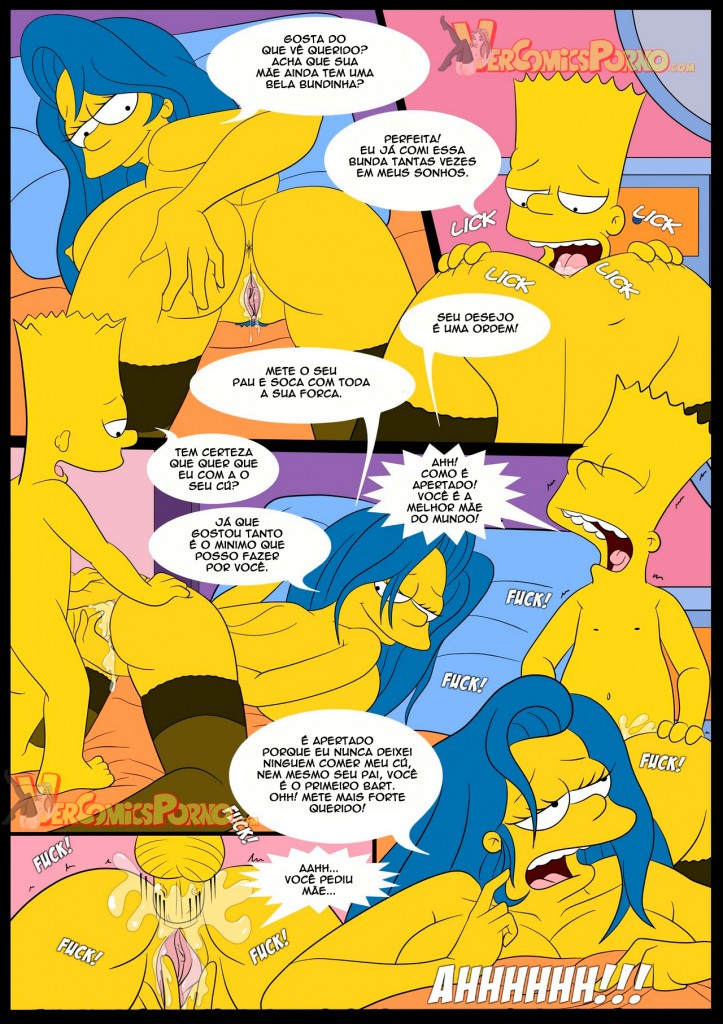 Simpsons 03 - Comendo minha Mãe  (24)