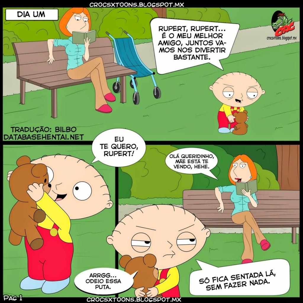 Family Guy Baby's Play (2)