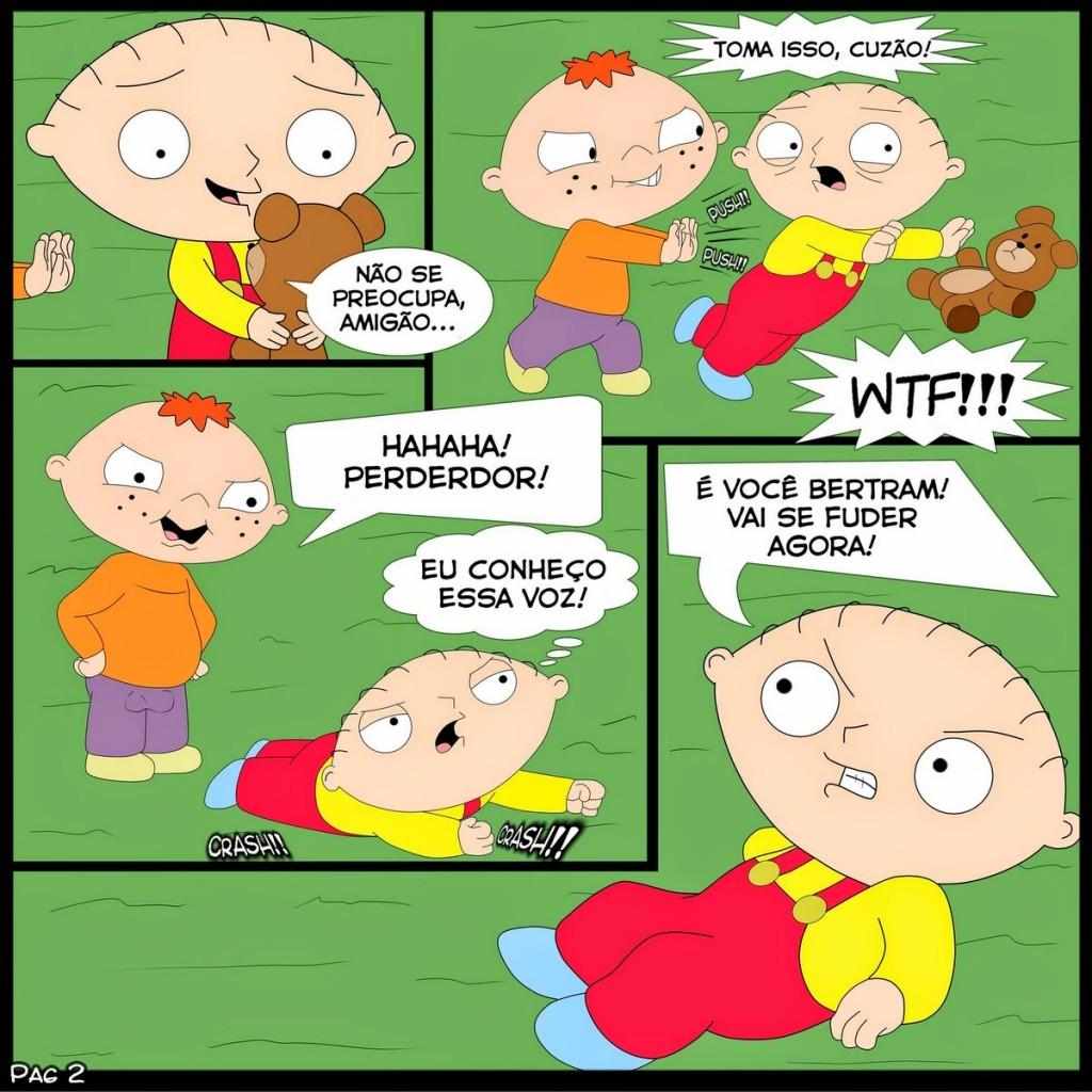 Family Guy Baby's Play (3)