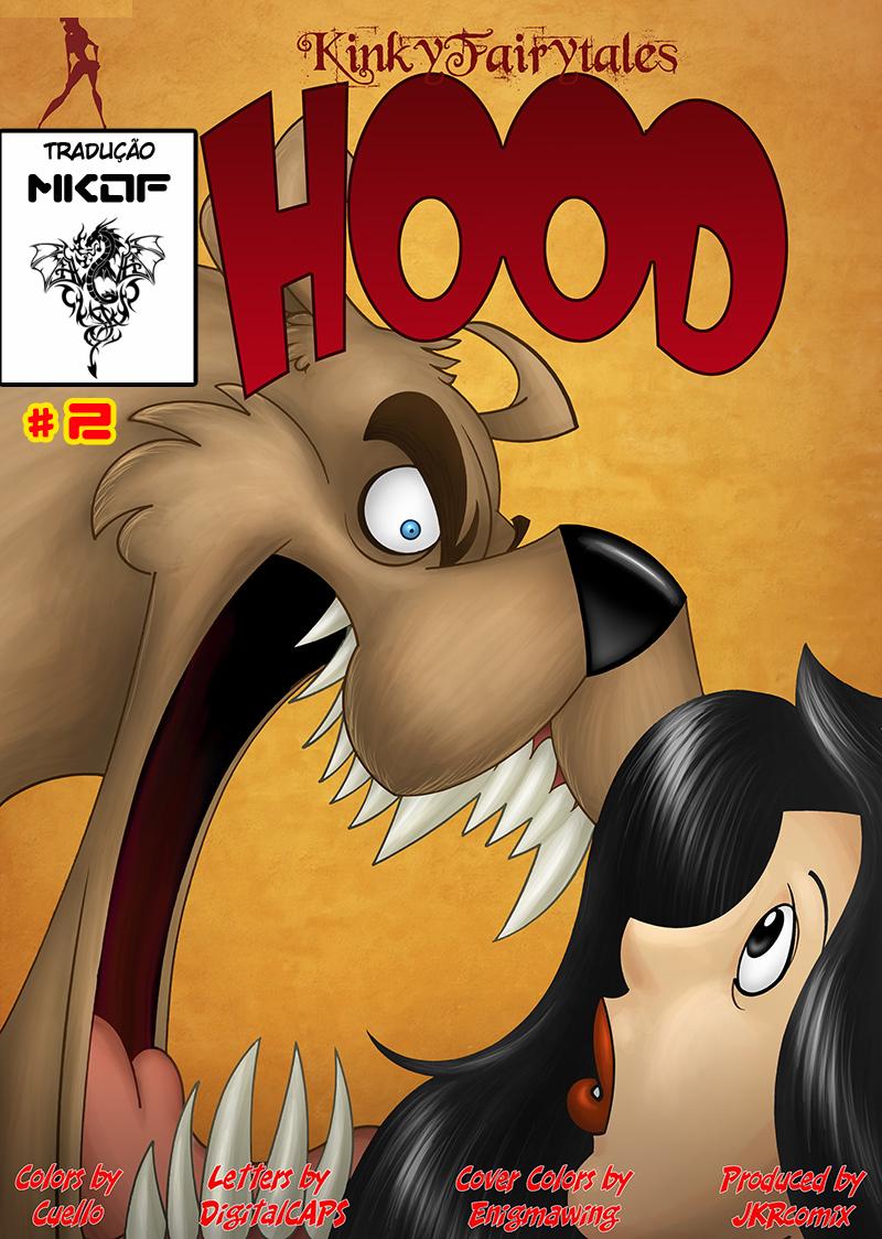 Hood 02 – Suruba com o Lobo Mau – Quadrinhos Eróticos