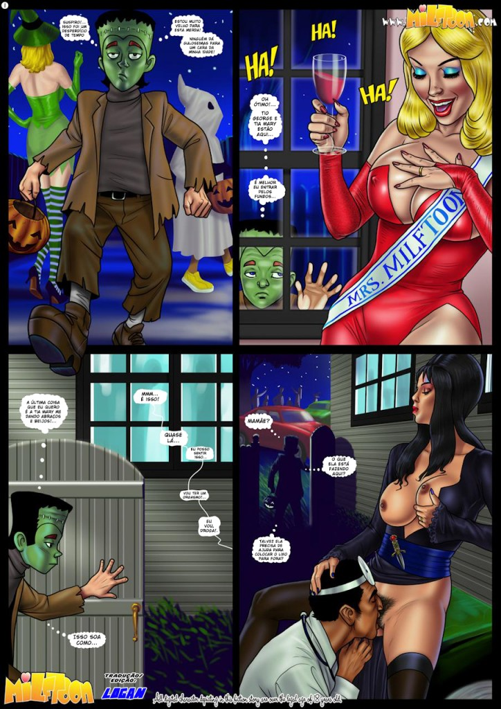 Milftoon – Fright Night (2)