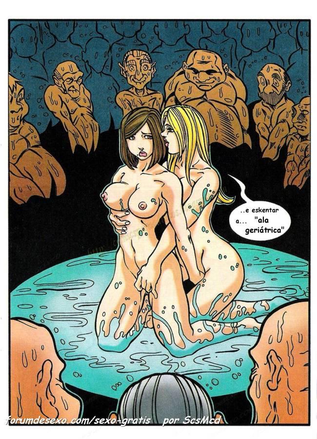 Tianinha 04 – Quadrinhos Eróticos