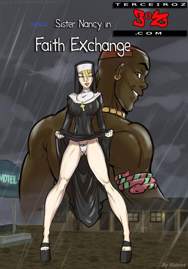 Faith Exchange – Completa – Quadrinhos Eróticos