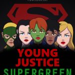 Young Justice Supergreen – HQ Comics