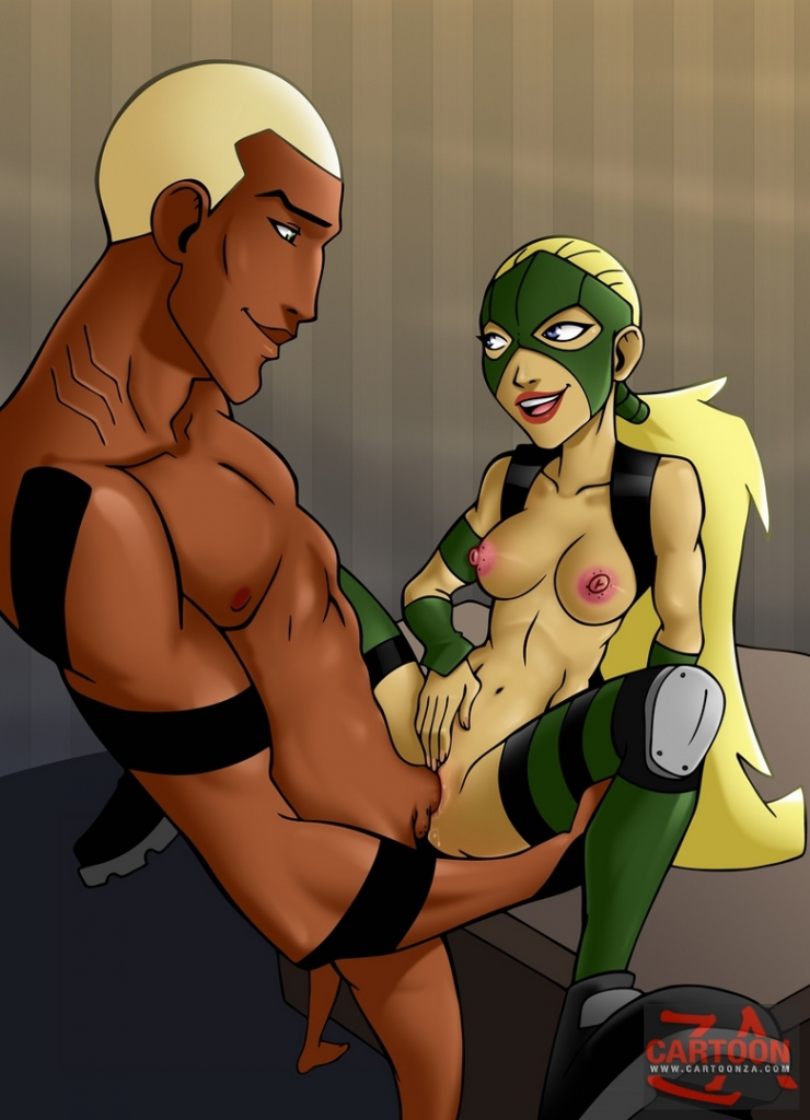 CartoonZA - Youngjustice (3)