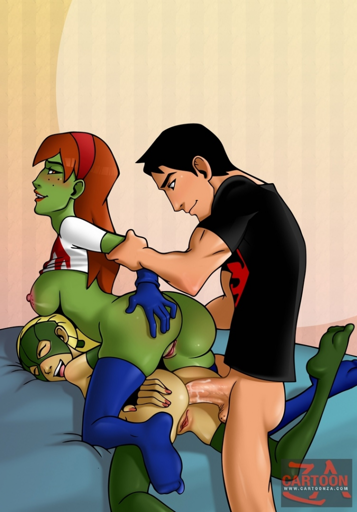 CartoonZA - Youngjustice (7)