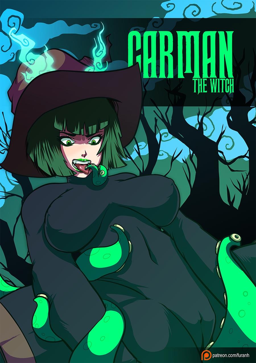 Furanh Carman The Witch – HQ Comics