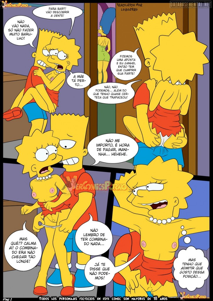 Simpsons e Futurama  (2)