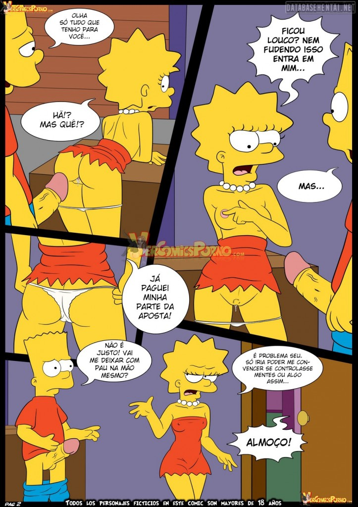 Simpsons e Futurama  (3)