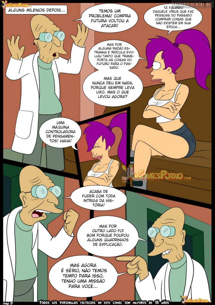 Simpsons e Futurama (6)