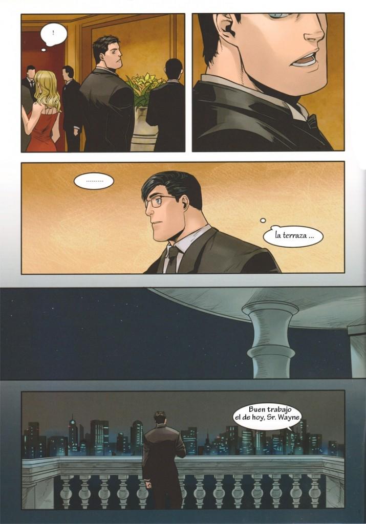 Batman vs superman - quadrinhos e hqs porno gay(3)