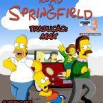 The Simpsons – Road To Springfield – HQ Comics