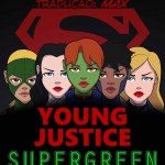 Young Justice Supergreen (21 paginas) – Quadrinhos Eróticos