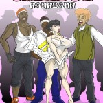 Christy Gang Bang – Inter-Racial Comics