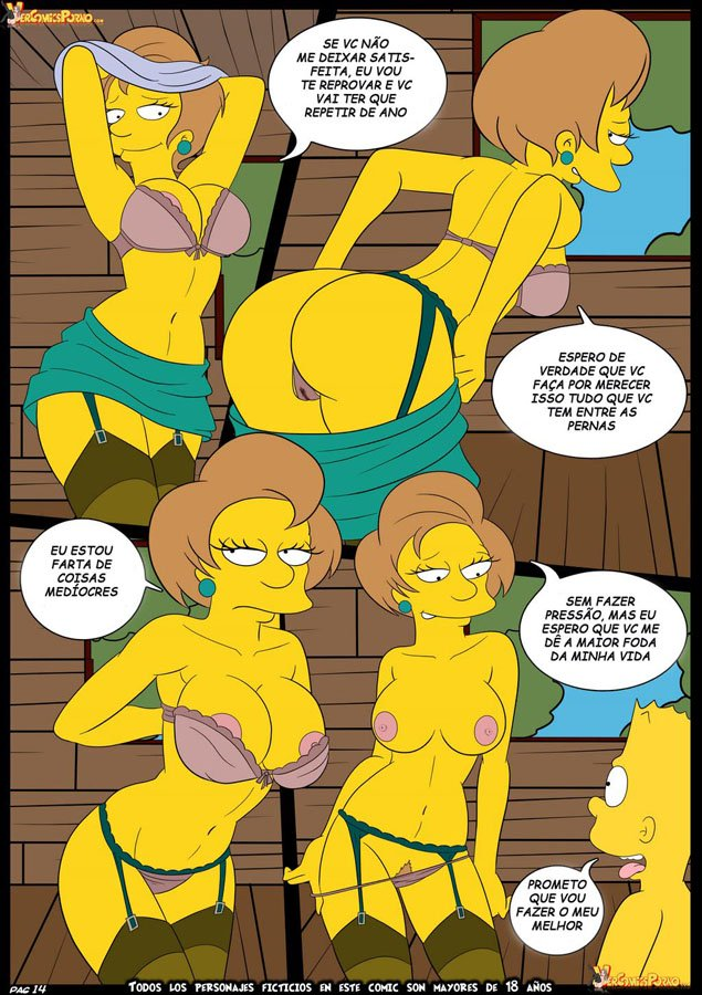 Os Simpsons 5 – Velhos Costumes Completo