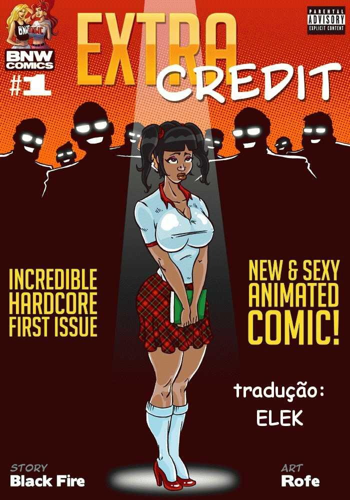 Extra Credit – Quadrinhos Eróticos