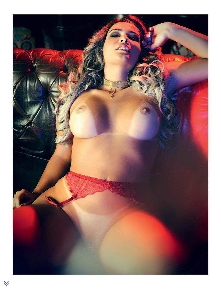 Revista Sexy Abril 2016 com Geisy Arruda Nua
