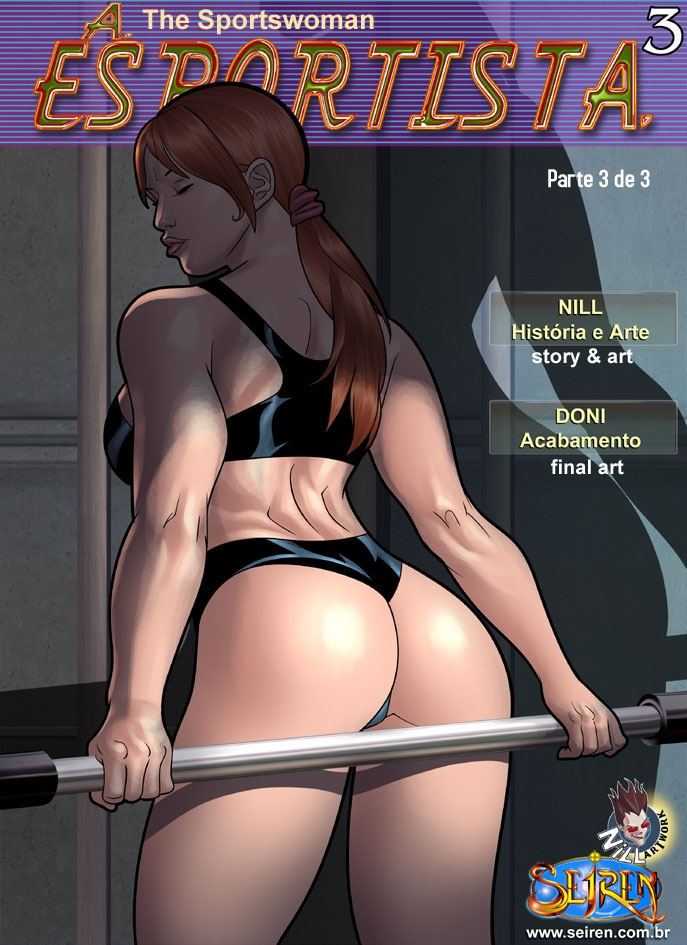 A Esportista 3 – Parte 3 – Quadrinhos Eróticos