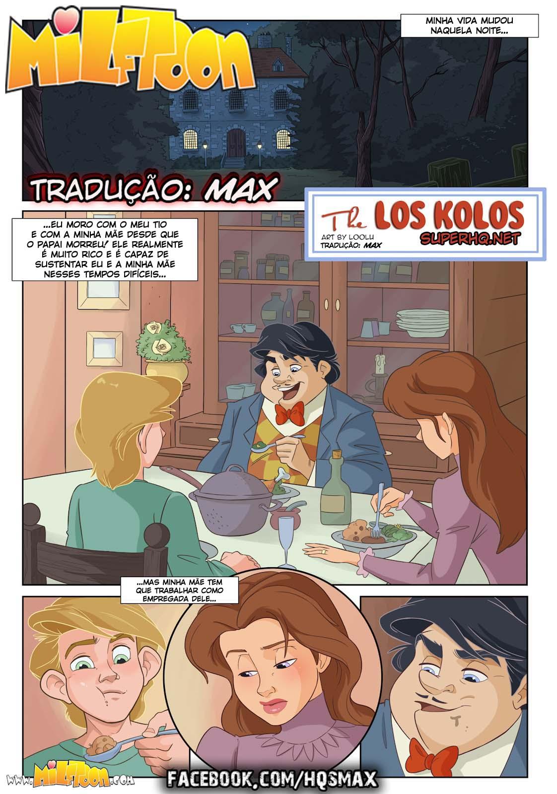 Milftoon – Los Kolos – HQ Comics