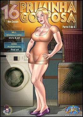 Priminha Gostosa 16 Part 2 (English) – Quadrinhos Eróticos