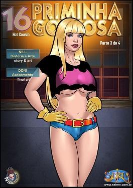 Priminha Gostosa 16 Part 3 (English) – Quadrinhos Eróticos