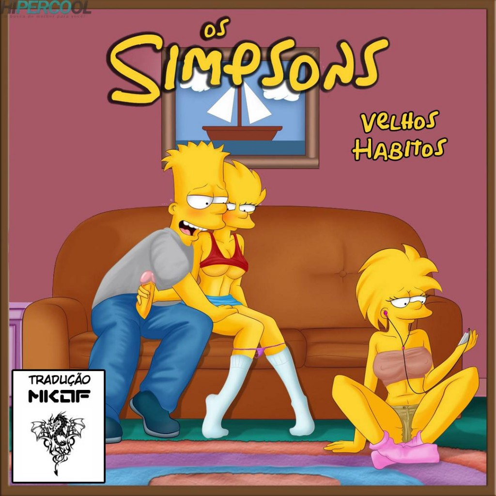 Velhos hábitos – Os Simpsons – Family Sex