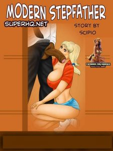 Modern Stepfather – Interracial