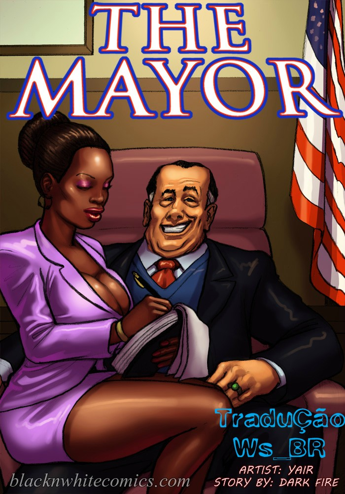 The Mayor 1- Quadrinhos Eróticos