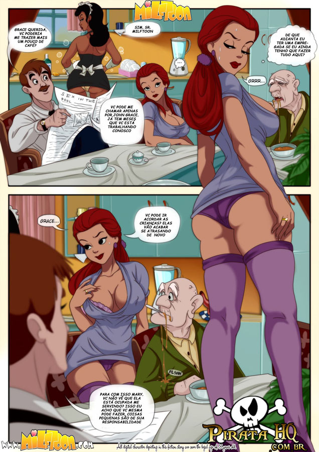 Milftoon- The Milftoons- Incesto