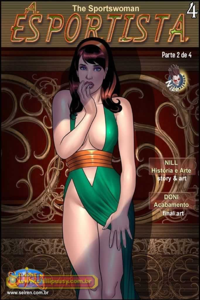 A Esportista 4 – Part.2 – Quadrinhos Eróticos