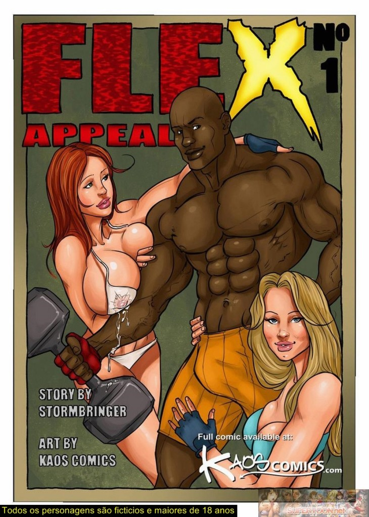 Flex Appeal 1- Kaos Interracial